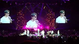 BTS 'SO WHAT' LIVE (BERLIN 16.10.2018)