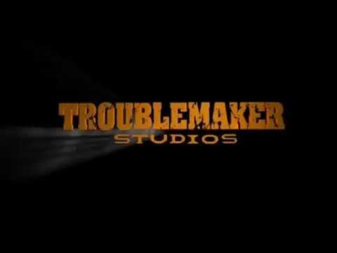 troublemaker studios logo (2002) - youtube