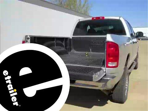 Gooseneck Trailer Hitch Installation - 2005 Dodge Ram Pickup - etrailer.com