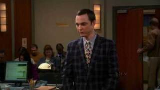 the big bang theory sheldon goes to jail