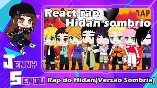Adultos de Boruto + Shikadai e Boruto reagindo ao rap do Hidan(Takeru)