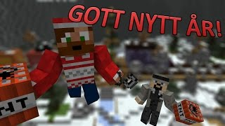 CHRISTMAS ORNAMENT HUNT - #2 - Gott Nytt År!!!