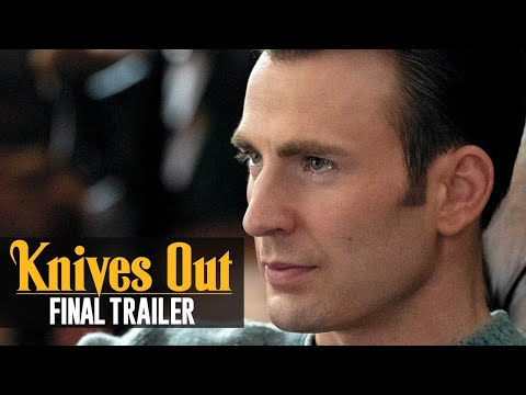 Knives Out (2019 Movie) Final Trailer – Daniel Craig, Chris Evans, Ana de Armas