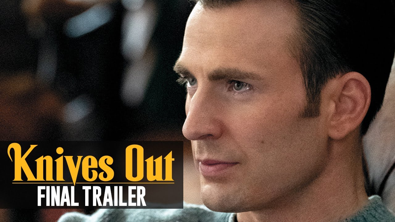 Knives Out (2019 Movie) Final Trailer – Daniel Craig, Chris Evans, Ana de Armas