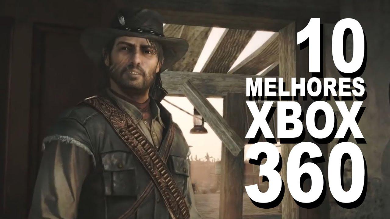 Download 10 Melhores Jogos do XBOX 360 (gameplays reais)