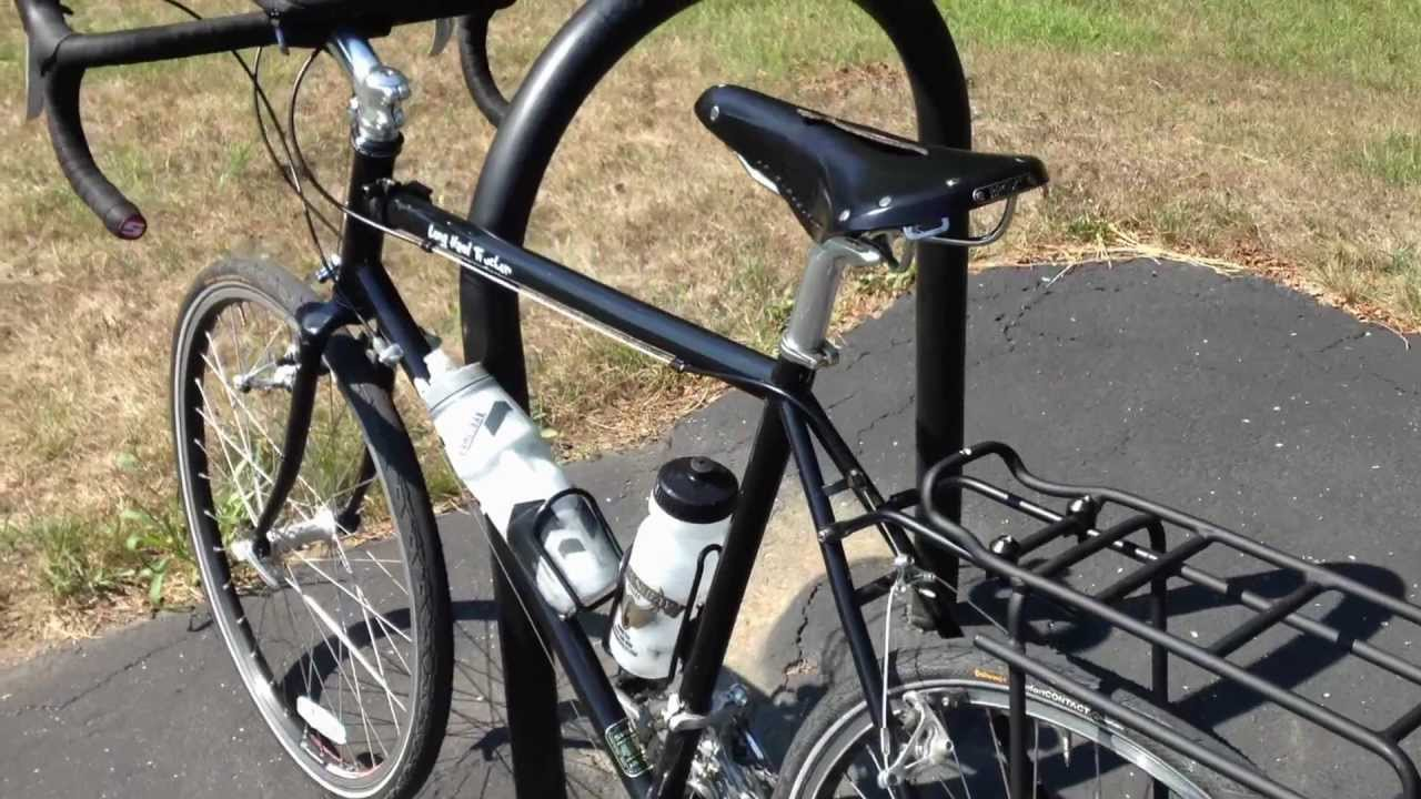 The Tank Bicycle Surly Lht Long Haul Trucker Touring Bike