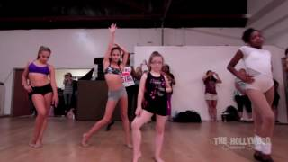 Menina Fortunato - HST KIDZ JAZZ @ West Coast Dance Theater (Watch in HD)