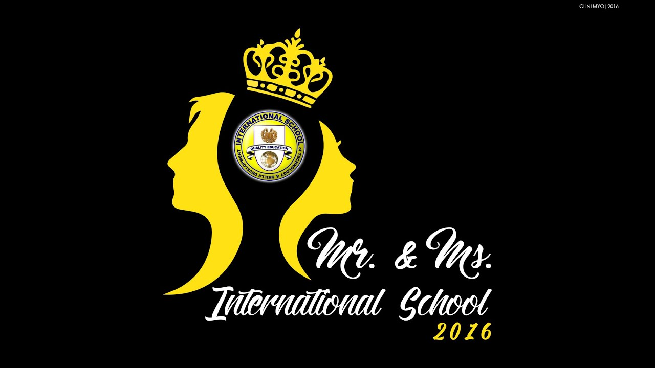 mr and ms international school 2016 teaser youtube