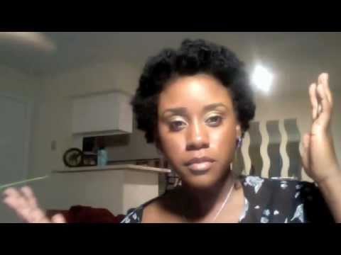 Dry Chunky Twist Out Tutorial Short Natural Hair Youtube