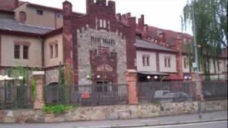 Medieval Restaurant, Pub-Interesting Buildings-Pisek, Czech Rep