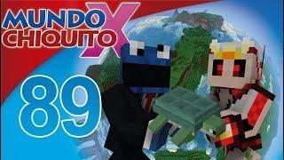 Mundo Chiquito X Ep 89 - DECORANDO LA CHIRLA CLAPEANTE -