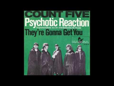 COUNT 5 - Psychotic Reaction - 1966