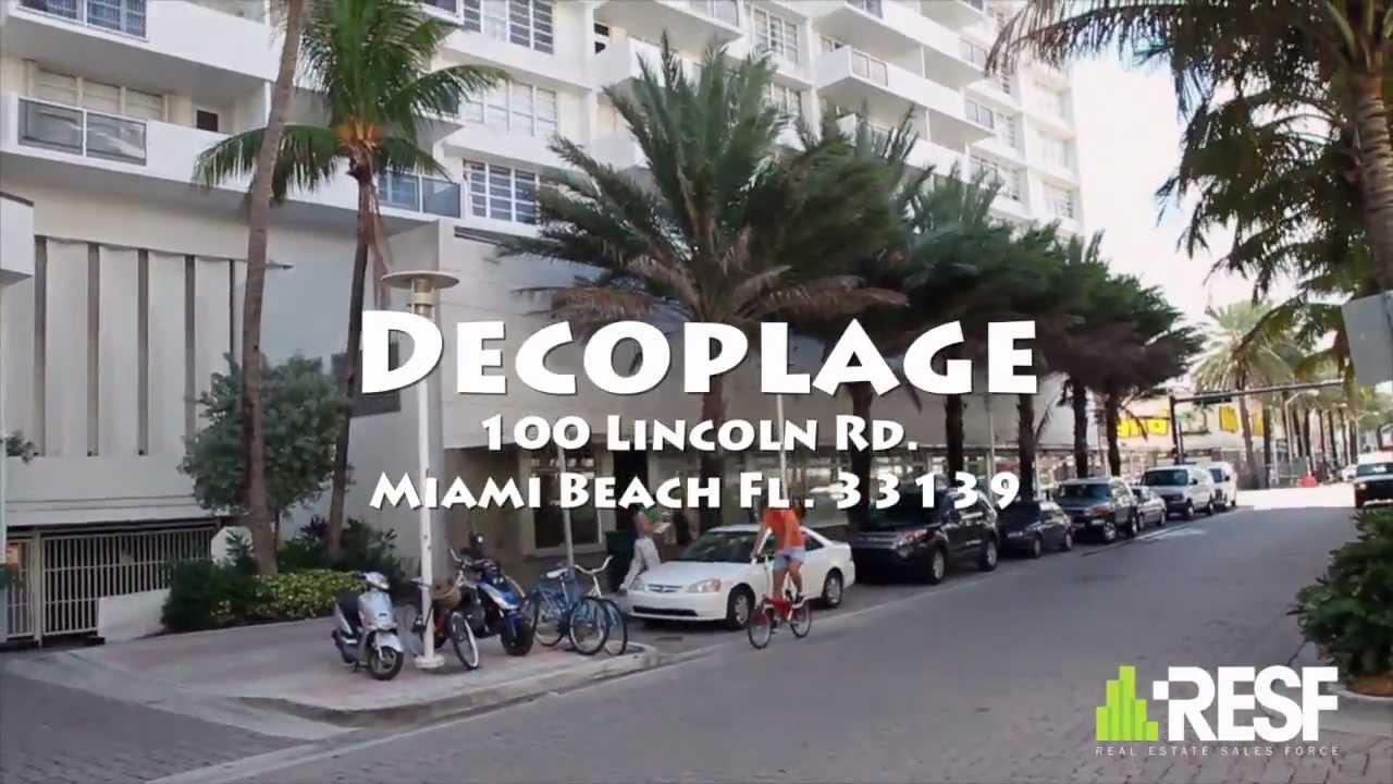 Lincoln Road Miami Beach Fl