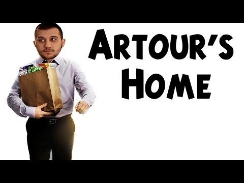 Dota 2: Arteezy - Artour's Home