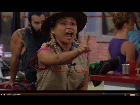 BB19 The Whole House EXPOSES Elena - Live Feeds (8/15/17)