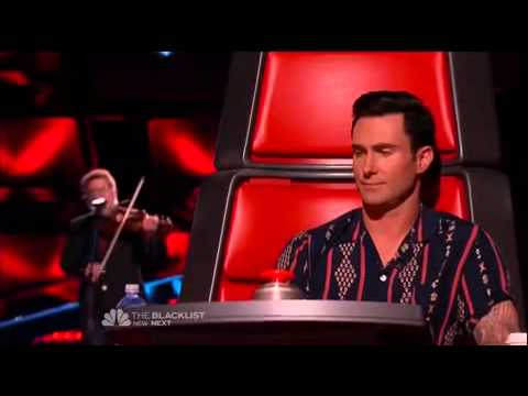 Michael Stein ( The Devil Went Down to Georgia ) - The Voice US Season 7