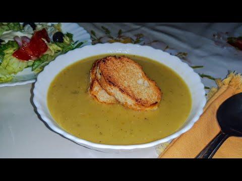حساء-العدس-الأحمر-الصحي-خفيف-و-بنين-soupe-de-lentilles-corail