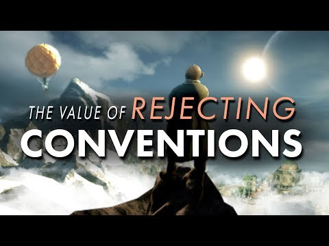Eastshade: The Value of Rejecting Conventions
