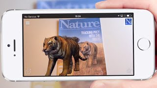 Layar – Tutorial: How To Create an Alpha Channel Video