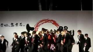 2012年7月15日 6thよさこい祭りin光が丘公園 ステージ +ism(プラスイズ...