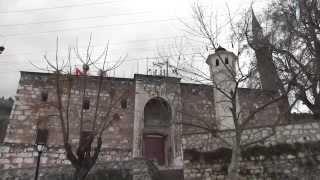 Tarihi Kulenin Saati Çalındı - manisa Büyükşehir Belediyesi'nin tarihe saygı projesi kapsamında özel olarak yaptırdığı Ulucami'de bulunan tarihi saat kulesinin saati, kimliği belirsiz kişi...