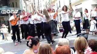 Feria de Málaga 2016 Panda Santo Pitar 2