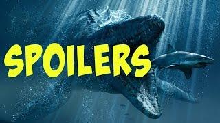 Jurassic World SPOILER Review