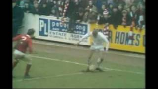 Glory Days: Alistair McGowan On Leeds United