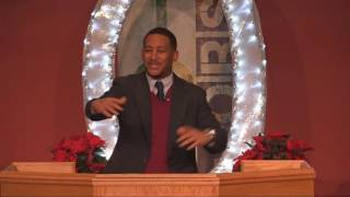 The Birth Of Jesus - Pastor Omar Thibeaux