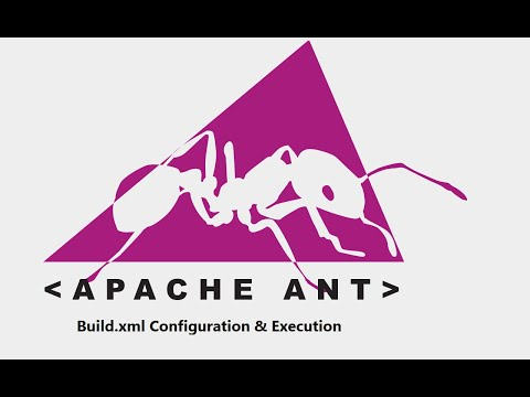 4. Apache Ant || Build.xml || Configuration & Execution