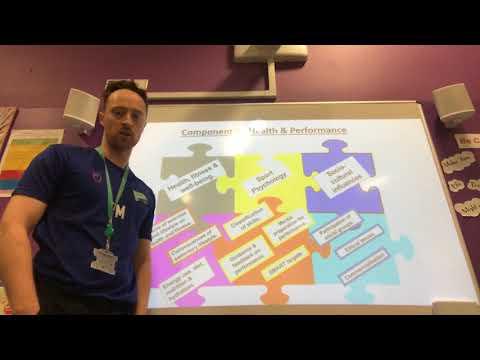 Component 2 - Edexcel PE - sport psychology