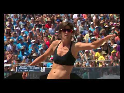 AVP Gold Series // Manhattan Beach Open 2017 Women's Final: Day/Hochevar vs Branagh/Wilkerson