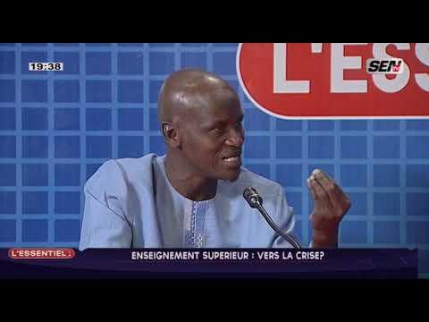 Souleymane KANE: Le cri de colère contre un