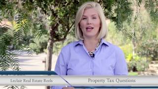 Common Questions About Property Taxes