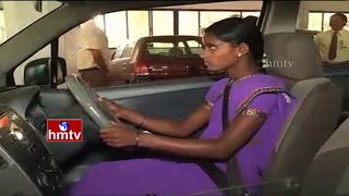 Lady Cab Drivers in Hyderabad | HMTV Special