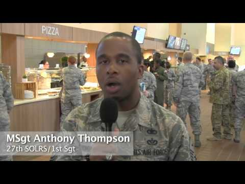 Cannon AFB FTI Grand Opening