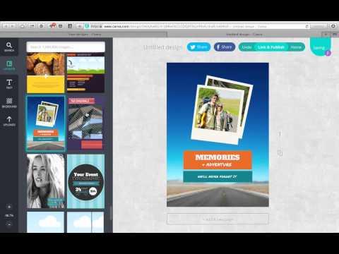 Canva: herramienta web para crear infografías y otros diseños