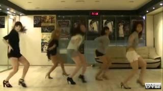 ChoColat 쇼콜라 - Syndrome 신드롬 (dance practice) DVhd