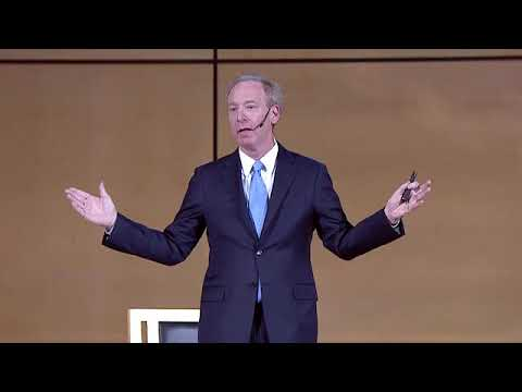 Cyber Security and Internet Governance - Microsoft President and Chief Legal Officer Brad Smith