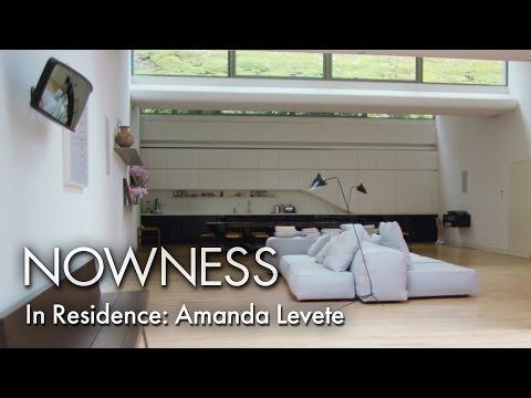 In Residence: Amanda Levete