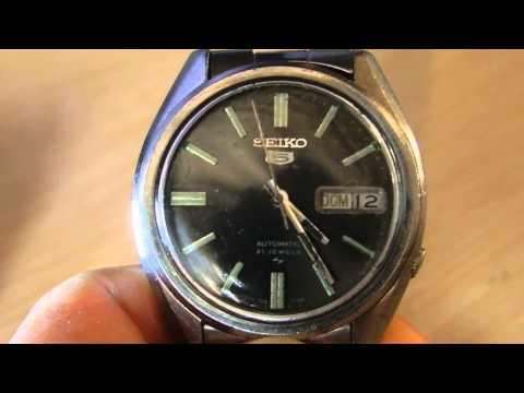 67b0d07533a Relógio Seiko Automatic 4R38AC 4 by TTIME RELÓGIOS