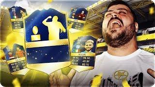 6 TOTS ASSURDI DELLA SERIE A !! PACK OPENING [FIFA 17]