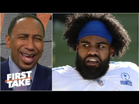'The Dallas Cowboys stink!' - Stephen A. reacts to the Browns' 49-38 win | First Take