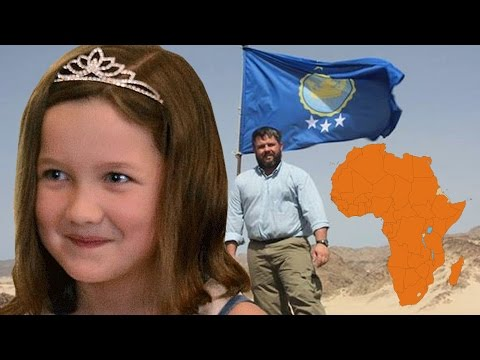 US Father Claims African Kingdom, Makes Daughter a Princess