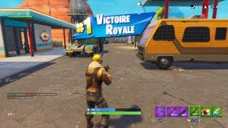 Fortnite Gameplay with Skin (Rapace) - Fortnite Game