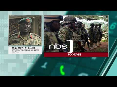 UPDF Safe In Dr. Congo Amidst Ebola Scare