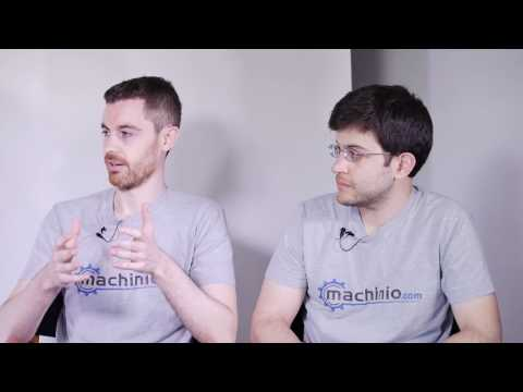 AdvisorTV Interview w/ Machinio's Co-Founders, Dmitriy Rokhfeld and Dan Pinto