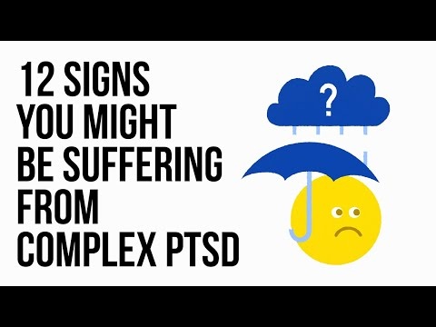 12 signs you might be suffering from PTSD