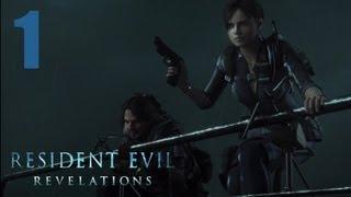 Resident Evil Revelations Walkthrough (ITA)-1- Abbordaggio