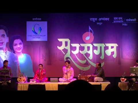 Tula Pahate Re Title Song  Aarya Ambekar Live